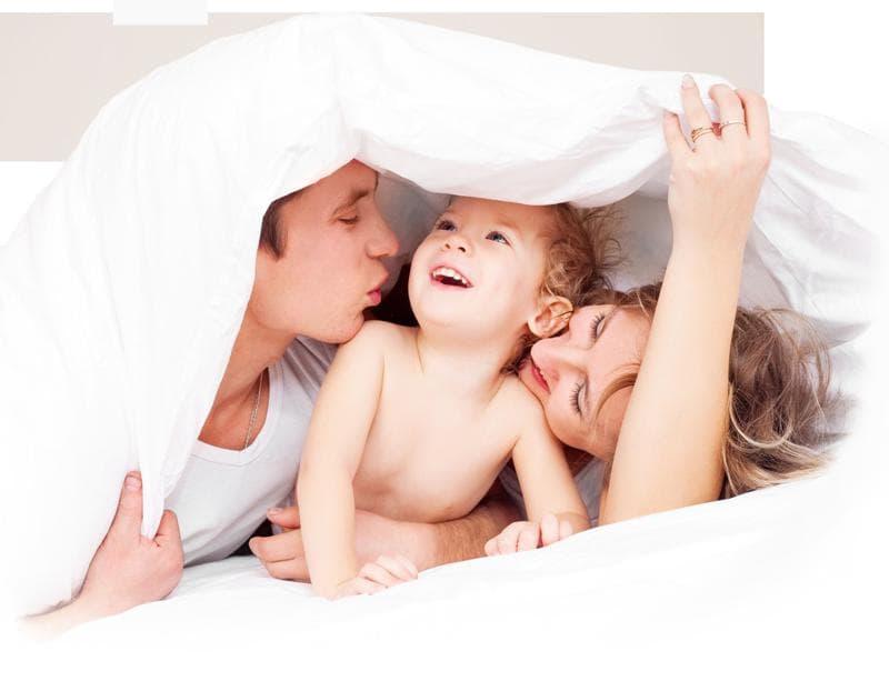 после рождения 2 ребенка испортились отношения с мужем