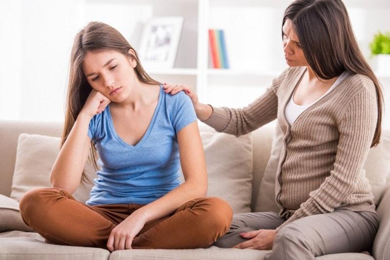 что делать если мама не любит меня мне 11 13 лет