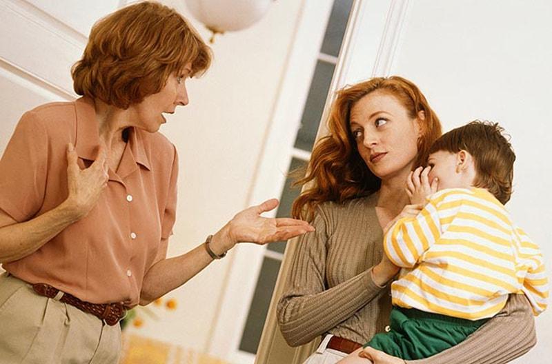 почему дочь не уважает мать