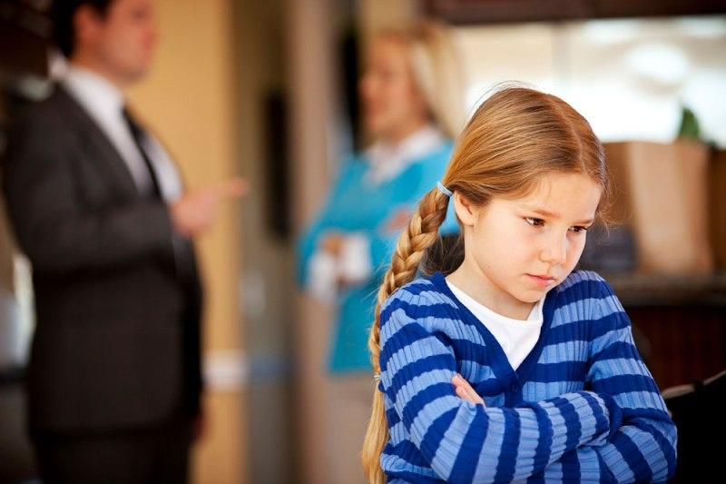 развод с мужем с маленьким ребенком как пережить