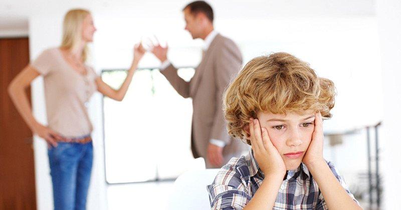 если твои родители разводятся что делать