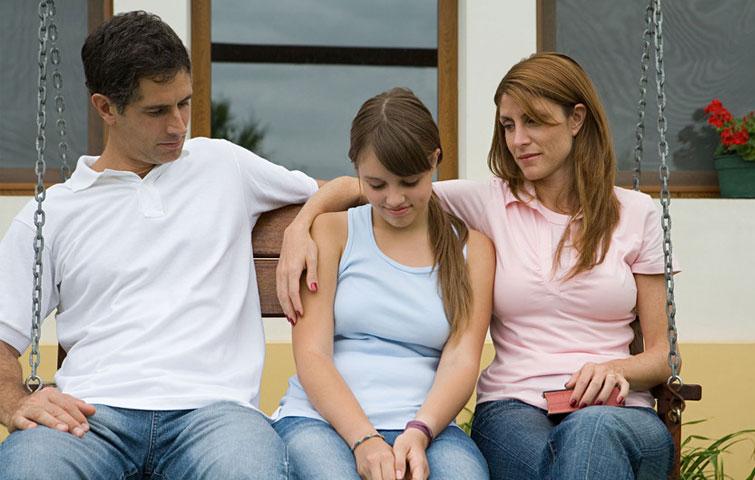 что делать если родители не понимают тебя и ругают