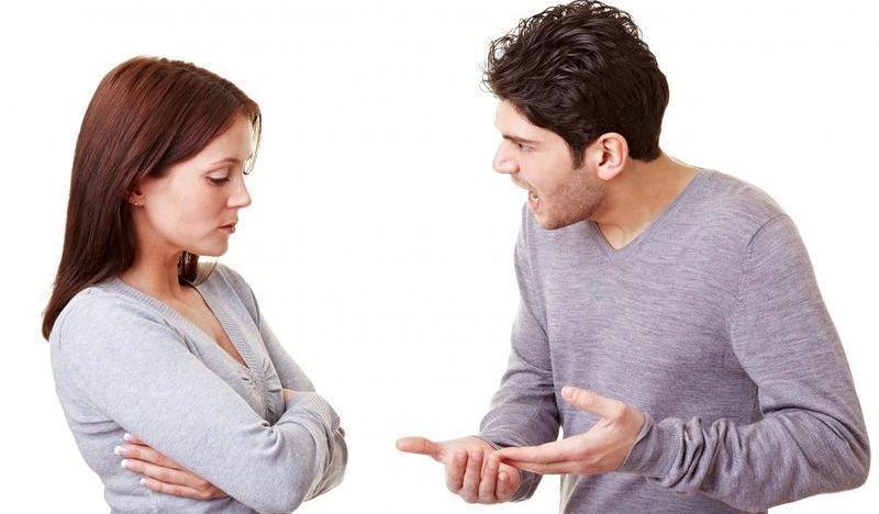 муж постоянно недоволен женой делает замечания