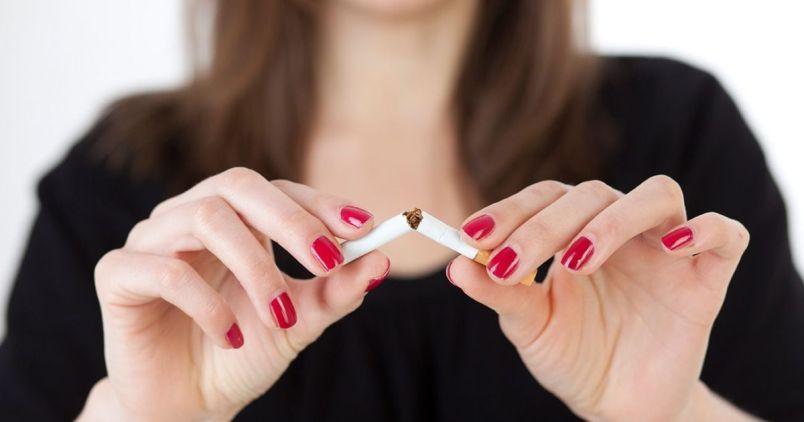 как заставить девушку бросить курить без ее ведома