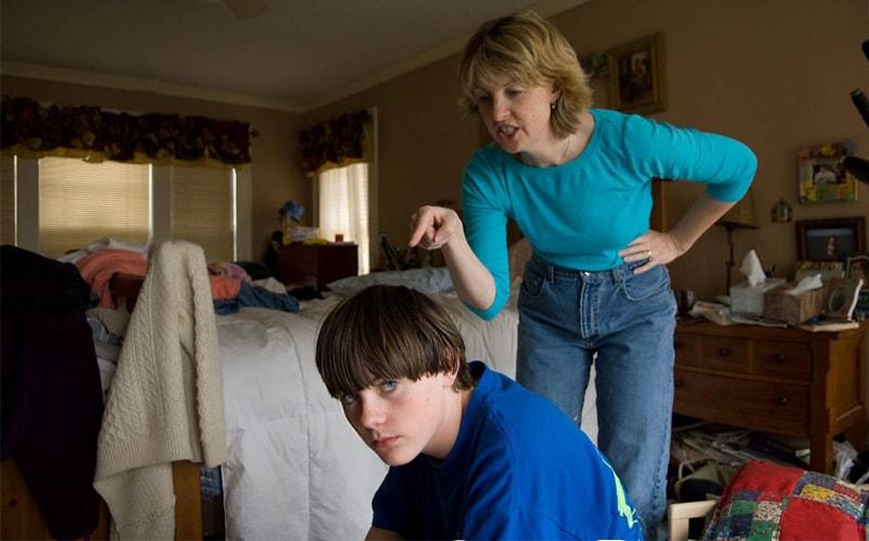 что делать, если взрослый сын не хочет общаться с матерью