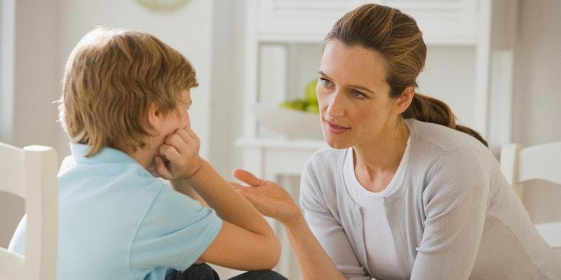 почему сын не хочет общаться с матерью
