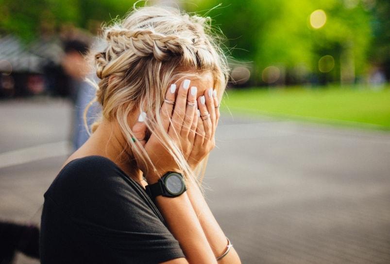 неспособность контролировать эмоции