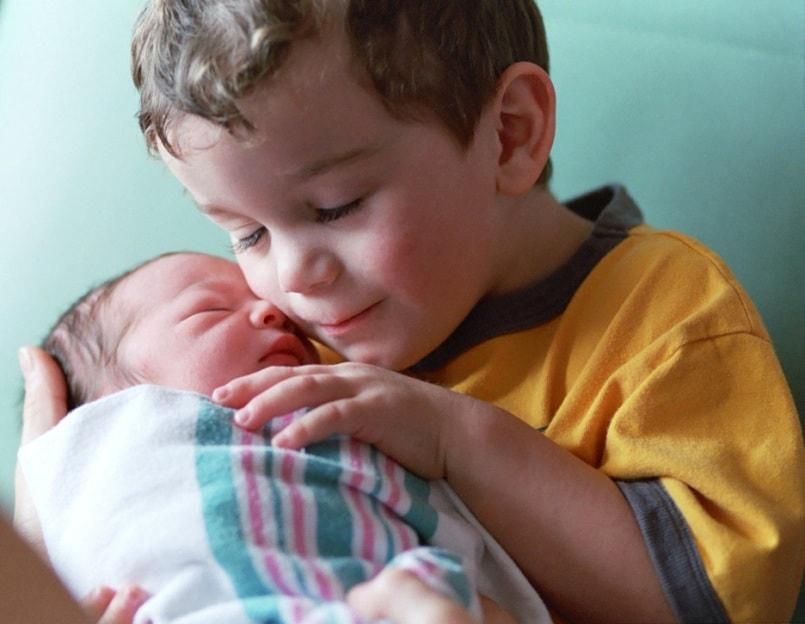 как избежать ревности между детьми