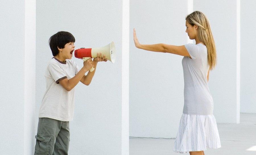 Как сделать что бы не кричать на ребенка 356